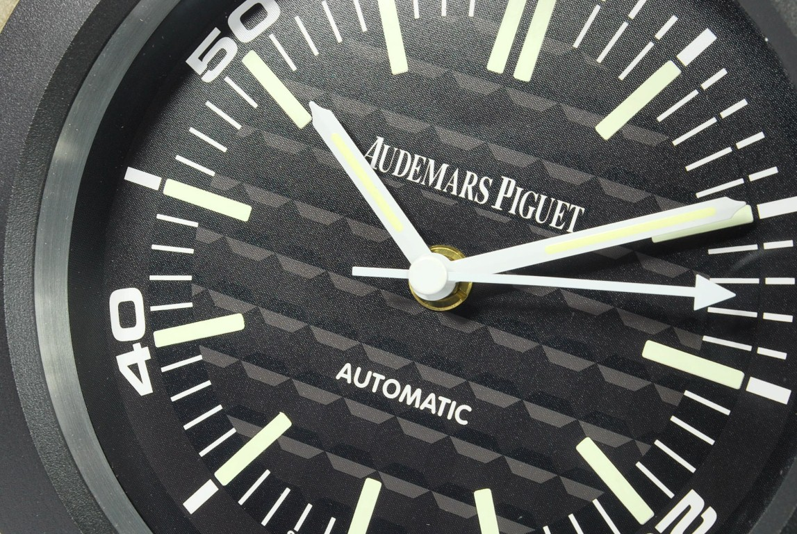 Audemarsclocktan6